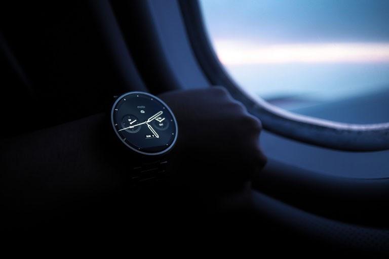 montre-avion